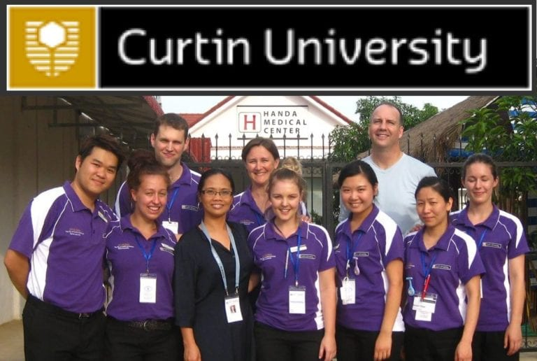 Study nursing at curtin